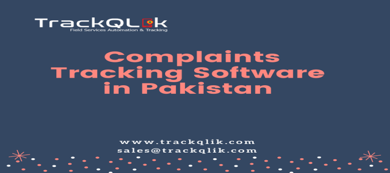What Are The Four Benefits of Complaints Tracking Software in Pakistan