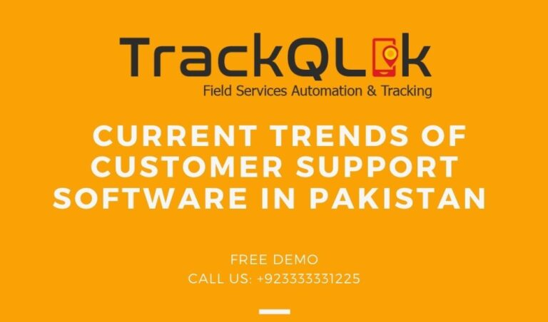 Current Trends of Customer Support Software in Pakistan