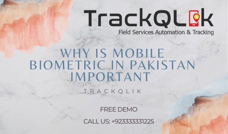 Why is Mobile Biometric In Pakistan Important